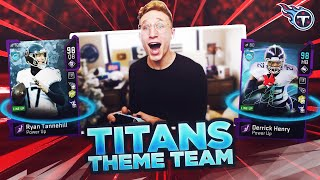 The All-Time Titans Team!