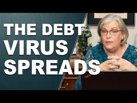 THE DEBT VIRUS SPREADS: While Bridgewater Predicts $2,000 Gold Rally