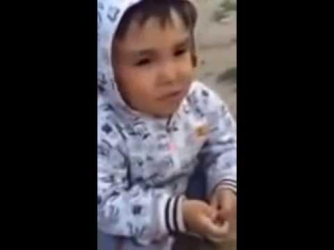 мальчик по понятием Будущий Вор в Законе !