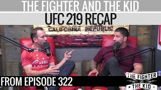 Video UFC 219 Recap: Snoozefest, Khabib's Future, and Cyborg is the G.O.A.T download MP3, 3GP, MP4, WEBM, AVI, FLV Juli 2018