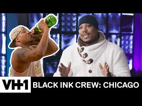 Behind the Ink: Van&39;s Vegas Wedding  Black Ink Crew: Chicago