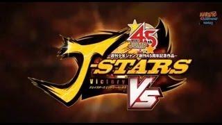 J-Stars Victory VS: Trailer #03