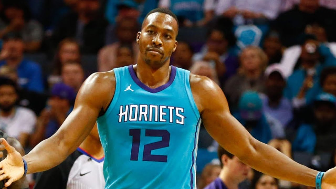 Dwight Howard: Dwight Howard Crossover! CP3 31 Pts 11 Asts! Rockets 11