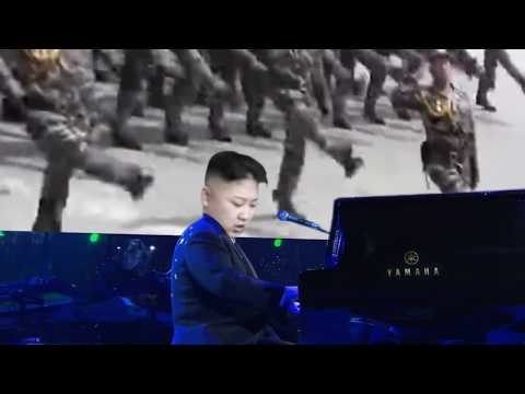 Rocket Man - Live from North Korea