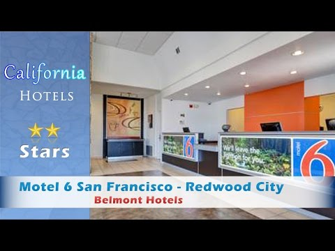 Motel 6 San Francisco - Redwood City - Belmont Hotels, California