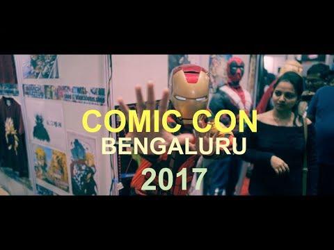 Comic Con Bangalore 2017