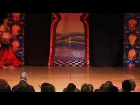 "Bellydance-Dreams Modenschau Messe ""World of Orient 2010"""