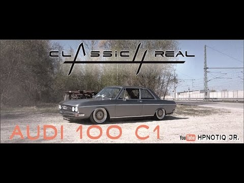 Audi 100 c1 the real deal Oldschool - Carporn