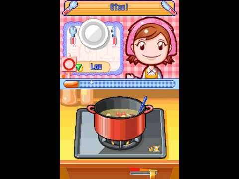 Nintendo DS Longplay [044] Cooking Mama