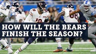How will the Bears finish the 2019 season?   SportsTalk Live   NBC Sports Chicago