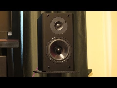 Speaker Audition Review: HTD Level TWO vs ProAc Response 2.5