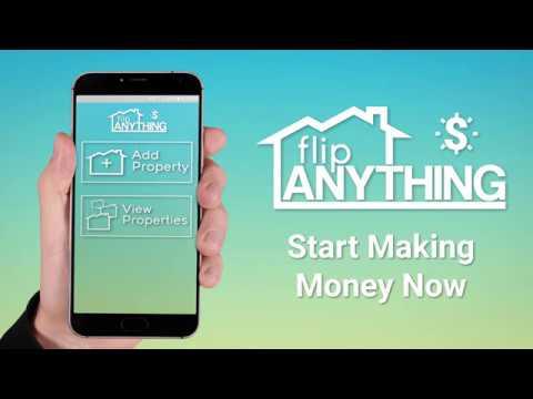 FlipAnything App.The Ultimate Real Estate Investors, Wholesaler, Flipper, Picker Tool .