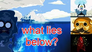 The Adventure Time Iceberg Explained