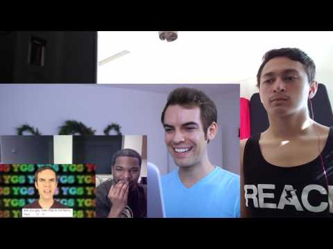 Reacting to jacksfilms reacting to an awful react channel