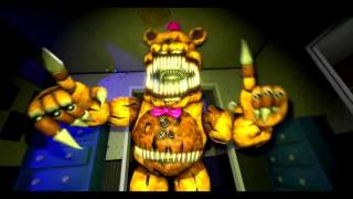 ABURRIDO FIVE NIGHTS AT FREDDYS 4 CANCION EN ESPAÑOL