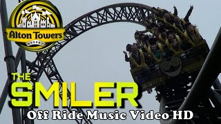 Video The Smiler Offride Music Video HD Alton Towers Resort download MP3, 3GP, MP4, WEBM, AVI, FLV November 2017
