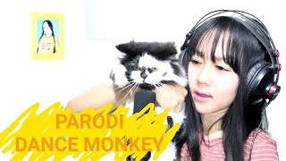 Download Mp3 Parodi Dance Monkey Cover Versi Bunga Ehan  Sunda
