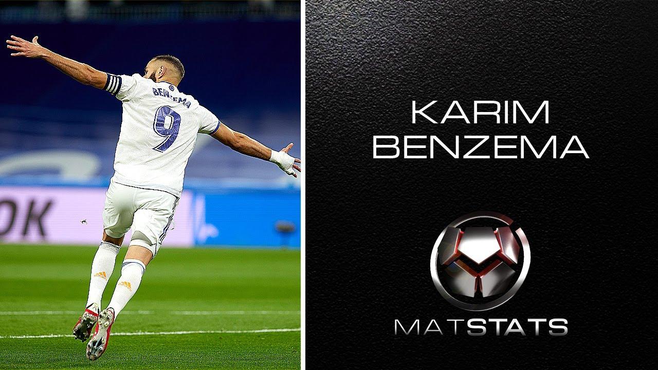 Karim Benzema: Penyerang paling 'UNDERRATED' dalam sejarah bolasepak moden | Mat Stats