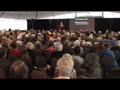 Professor Alan Bird - Treatment Revolution Symposium