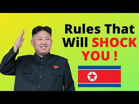 North Korea's Insane Rules U0026 Regulations By Kim Jong Un | Case Study Hindi