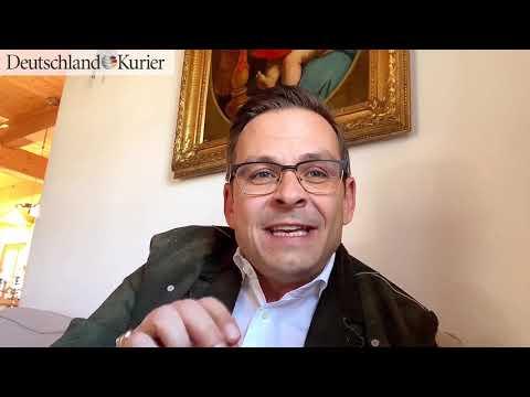 Gerald Grosz für Deutschland Kurier: Corona - Merkel, Sie schaffen das doch wie 2015