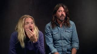 Jono and Ben Interview the Foo Fighters