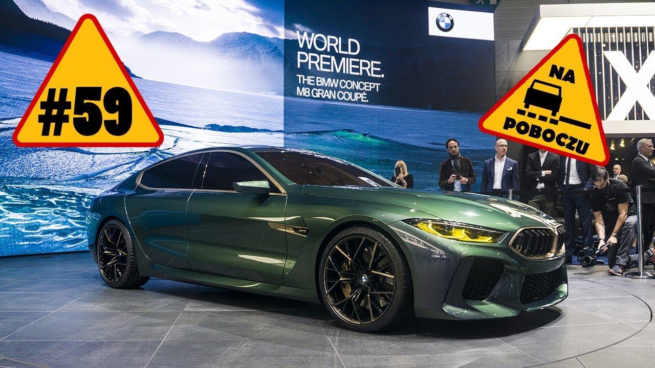 Międzynarodowy Salon Samochodowy w Genewie 2018 – #59 NaPoboczu