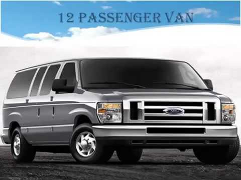 Rent 10 Seater 12 Seater 15 Seater Passenger Mississauga