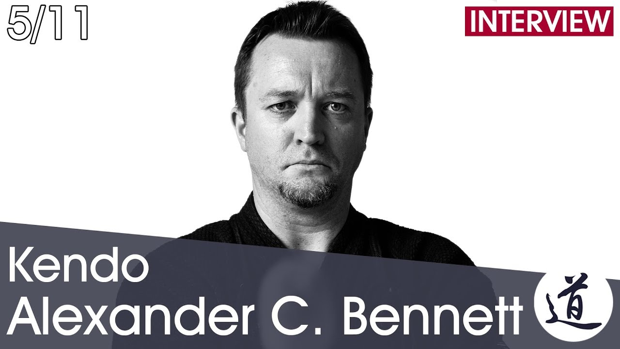 [Interview] Alexander C  Bennett - Teaching History and Budo in Japan  (S01E05)