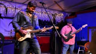 Tab Benoit - Stuart Florida Terra Fermata October 20 2015 Night Train