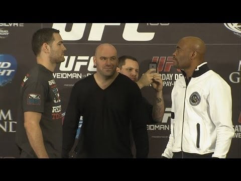 UFC 168: Anderson Silva vs. Chris Weidman 2- Full Press Conference Video