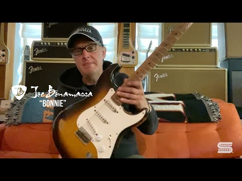 "Joe Bonamassa Signature ""Bonnie"" Pickups 