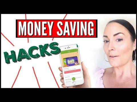 🤑7 WAYS TO SAVE MONEY WITH IBOTTA ○ MONEY SAVING HACKS