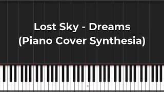 Lost Sky Dreams Piano Cover Synthesia.mp3