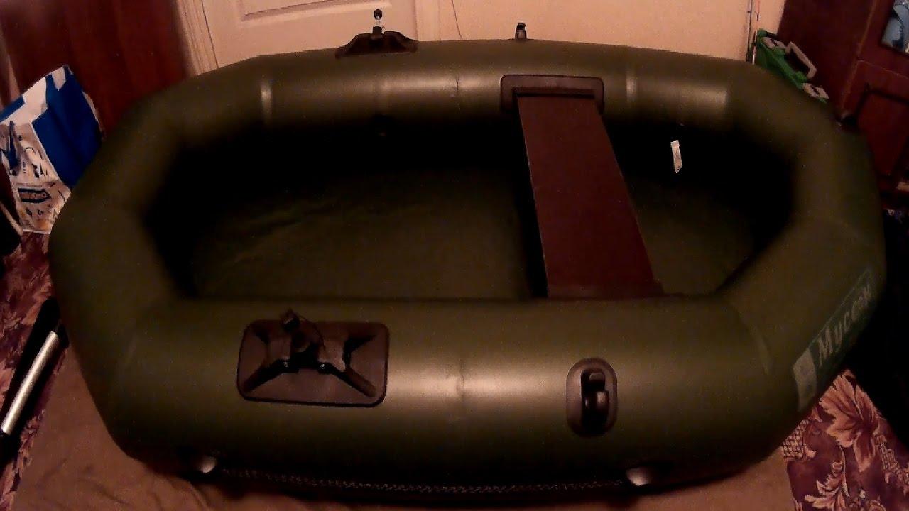 Тент на лодку ПВХ - вещь, которую стоит купить! Видео обзор .