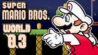 The 1985 classic Super Mario Bros adventure continues! I play throu...
