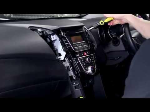 AutoDAB Hyundai DP581ADU31 Install Guide