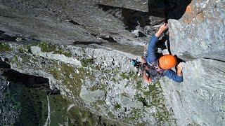 10877_ La Frison-Roche Le Brévent Aiguilles Rouges Chamonix Mont-blanc escalade alpinisme