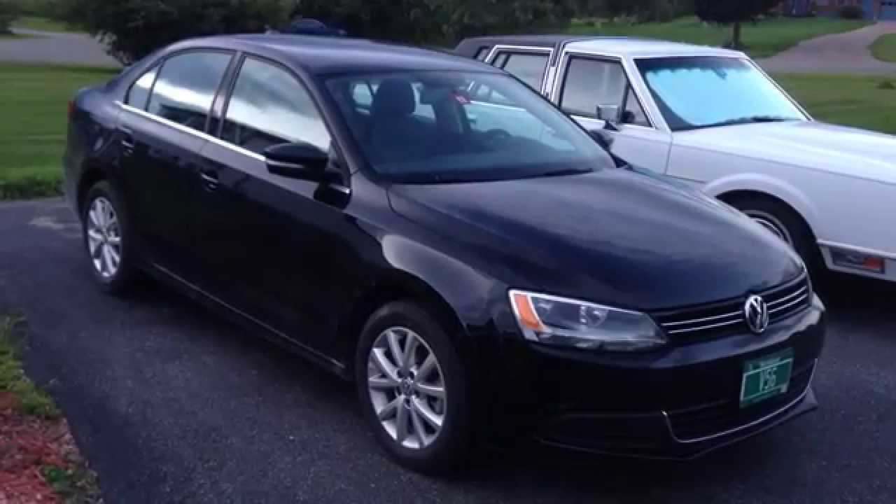 2014 vw jetta 1 8t se quick overview youtube. Black Bedroom Furniture Sets. Home Design Ideas