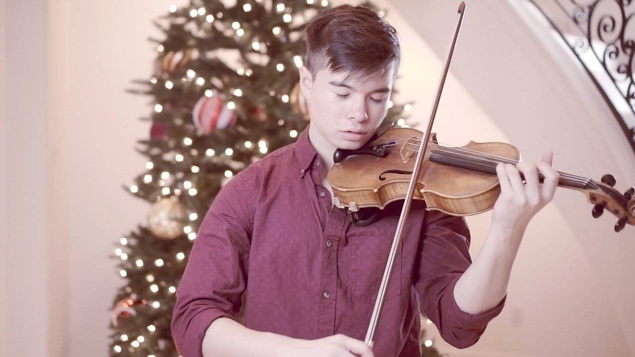 Have Yourself a Merry Little Christmas | Instrumental Christmas Songs (Violin) - YouTube