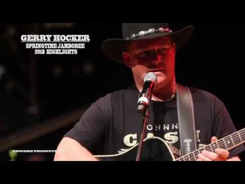 Gerry Hocker - Folsom Prison Blues - Live Springtime Jamboree 2018