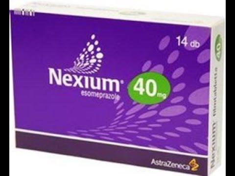 نيكسيوم لعلاج القرحة وارتجاع المريء