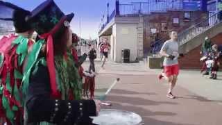 Official Eastbourne Half Marathon 2014 Video