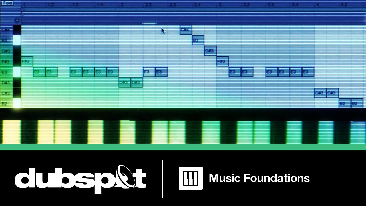 Music Foundations Tutorial Pt 4 - Theory Basics: How to Compose a Strong Melody w/ Max Wild