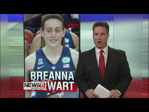 Breanna Stewart getting big money to play in China