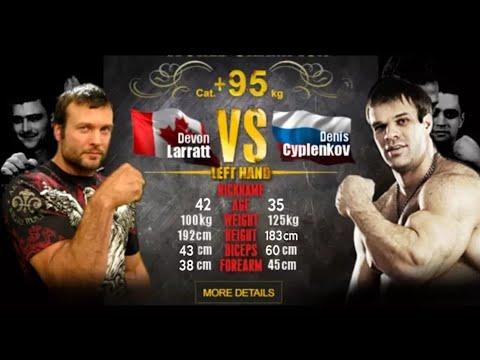 Devon Larratt vs Denis Cyplenkov ULTIMATE WAR