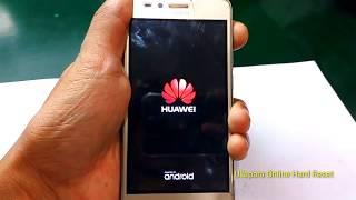 Huawei LUA_U22 Hard Reset, Pattern Lock ,Pin Code,Password,G-Mail, Google , All Lock Remove Solution