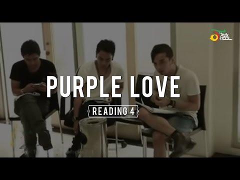 Purple Love - Reading 4   VC Trinity