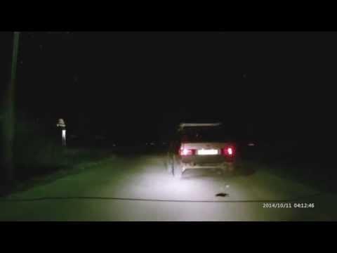 погоня ДПС за пьяным водителем