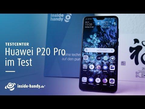 Huawei P20 Pro im Test   Deutsch